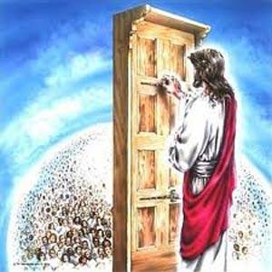 خداوند خود را به بندگانش نشان می دهد اما بندگانش نمی بینند